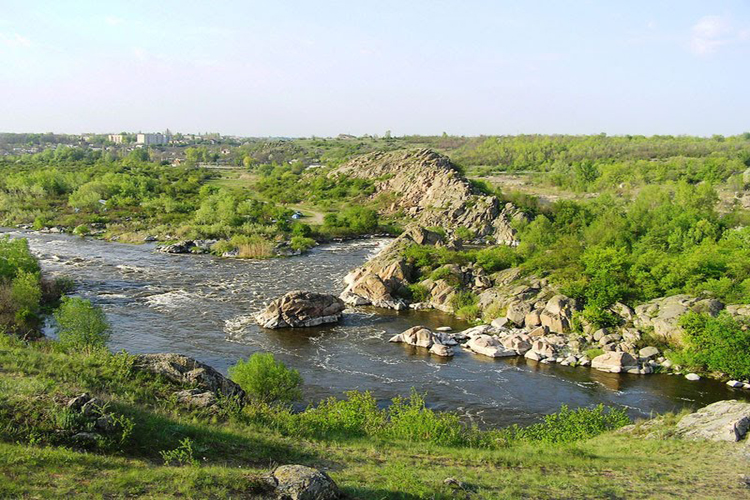 Красивые места Украины для путешествия