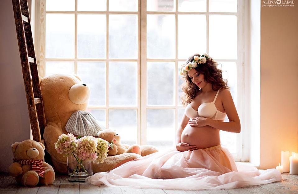 фото беременнных