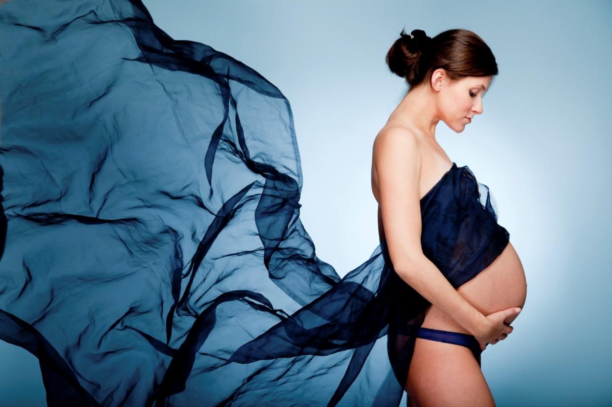 фото беременной что одеть