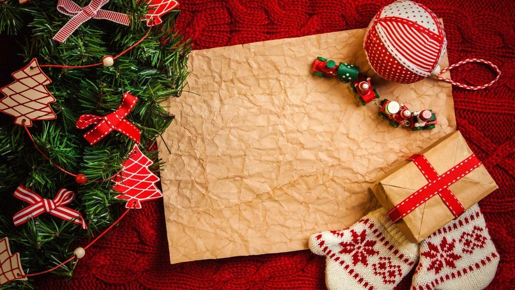 Подарок к новому году и рождеству своими руками