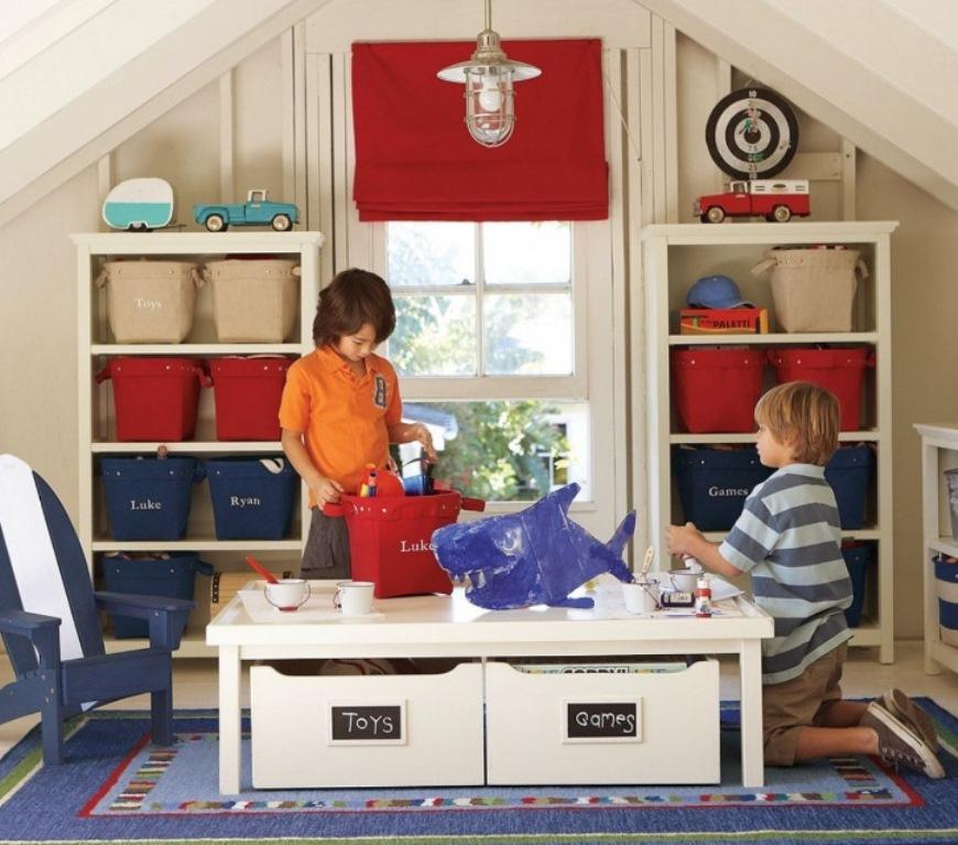 меблі для Зберігання іграшок