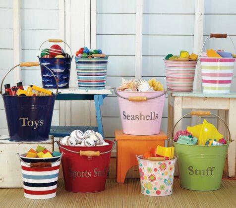 дитячі кошики для іграшок