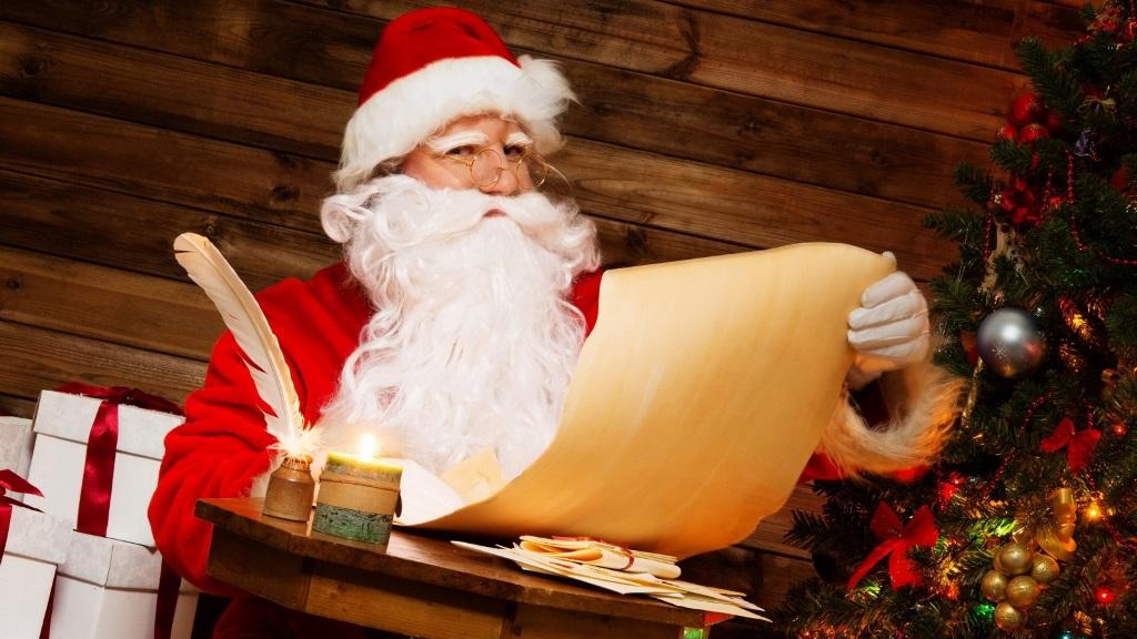 письмо Деду Морозу как написать
