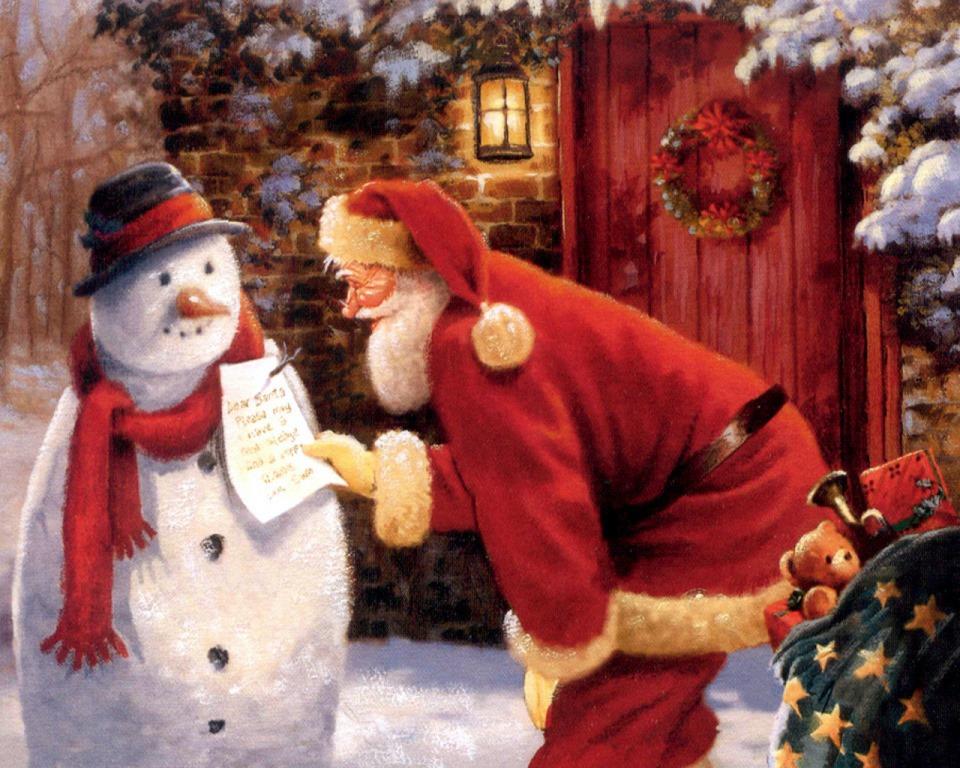 письмо Деду Морозу что написать