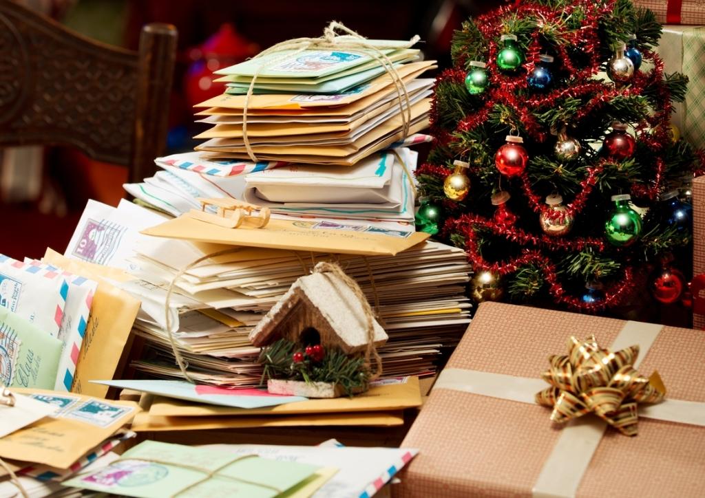 письмо Деду Морозу как получить ответ