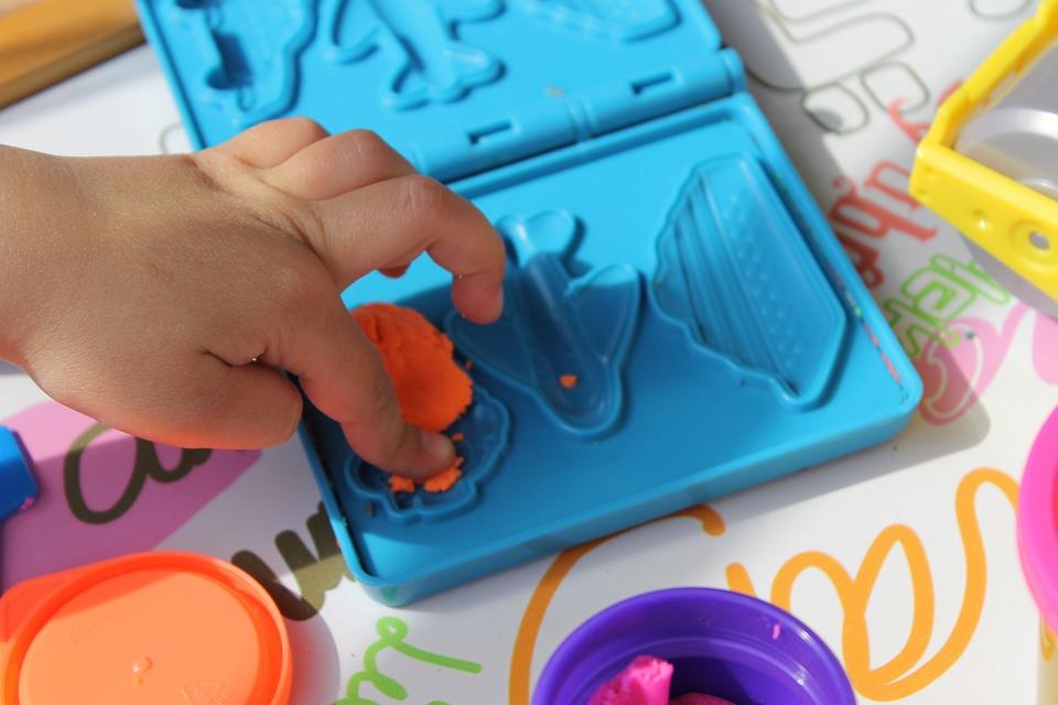 как сделать Домашний пластилин