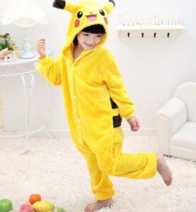Детские новогодние костюмы покемон