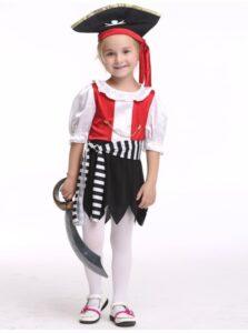 Дитячі новорічні костюми піратка