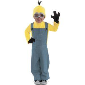 Детские новогодние костюмы миньйон