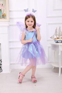 Детские новогодние костюмы фея