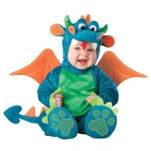 Детские новогодние костюмы дракон