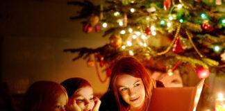 детские книги о рождестве
