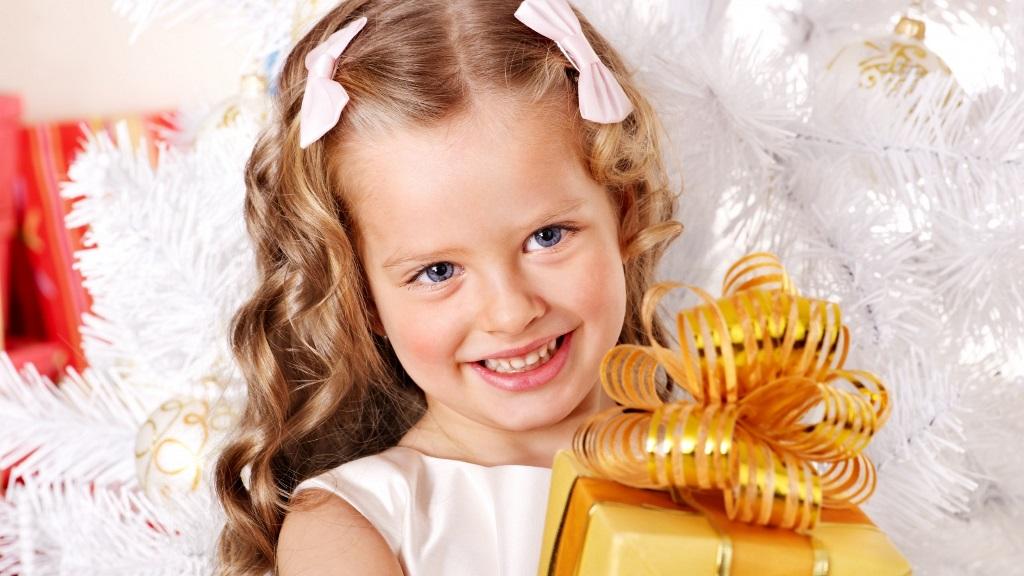 фотосессия новый год ребенок