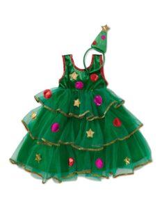 новорічний костюм ялинки