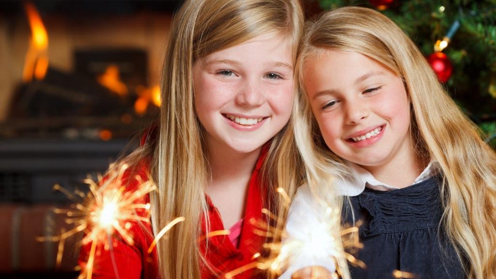 идеи семейной новогодней фотосессии с ребенком