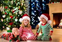 сімейна фотосесія новий рік