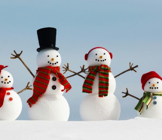 новорічні канікули чим зайнятись