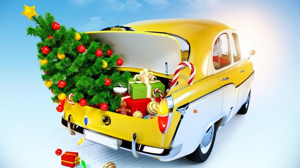 новорічні канікули для всієї сім'ї