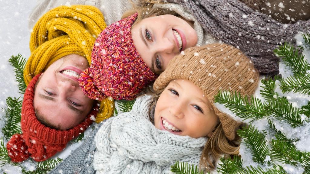 новорічні канікули ідеї