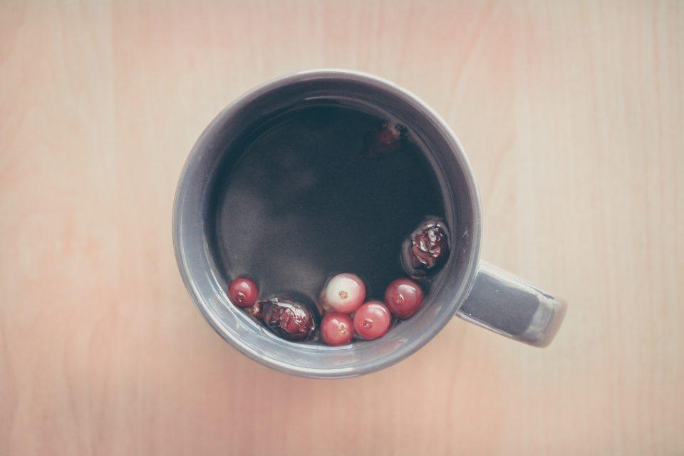 корисний чай