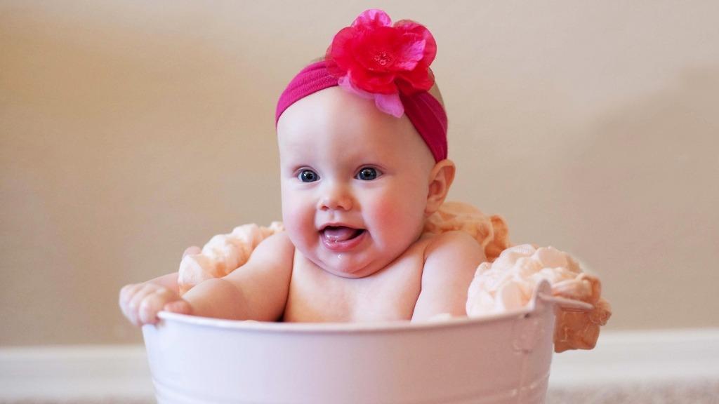 оригінальна фотосесія немовлят