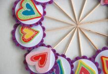 саморобки з дітьми в день закоханих