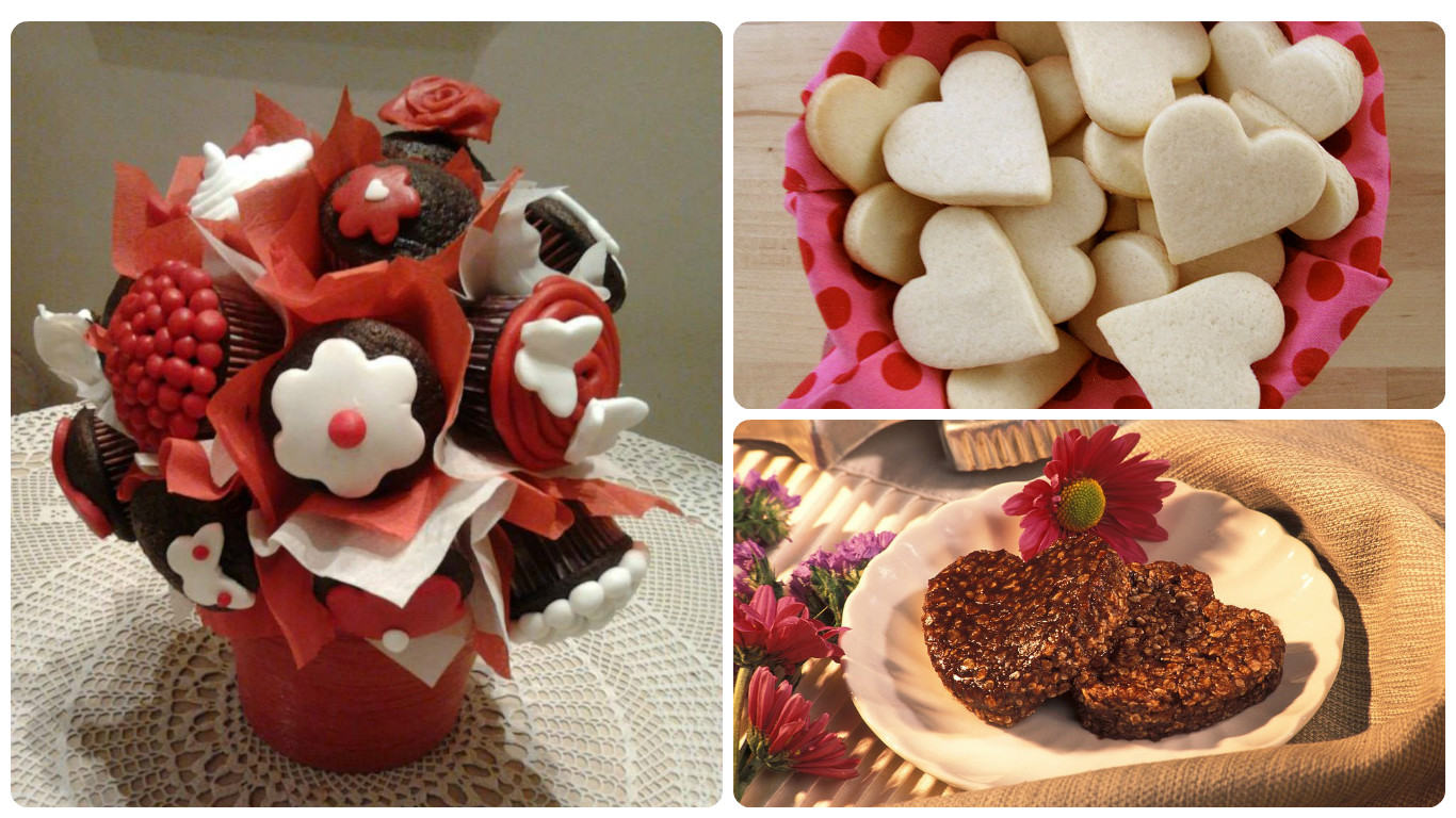 готуємо з дітьми на день закоханих