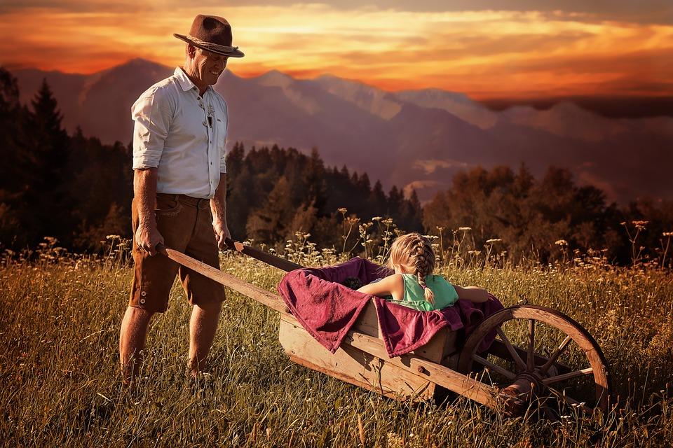 роль тата у вихованні дочки