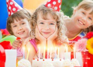 Дитячий день народження дівчинки в стилі